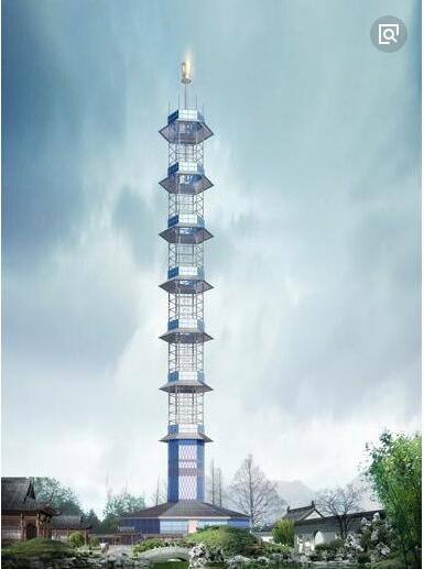 新能源通讯塔