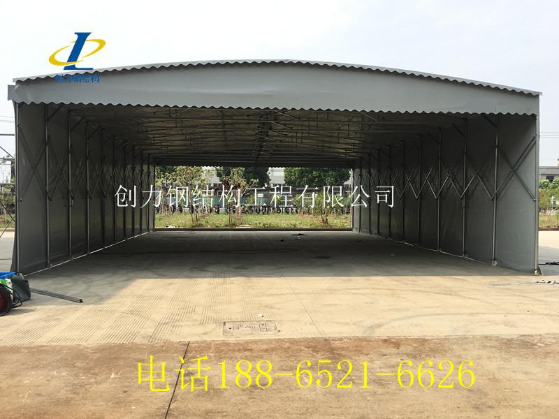 大排档雨棚|大排档雨棚-创力钢结构有限公司