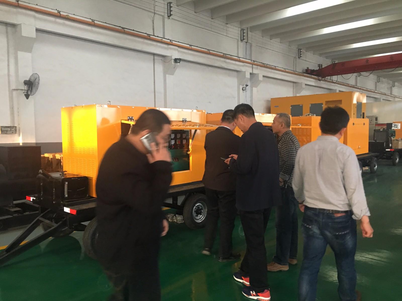 潍坊豪德发电机组厂家发货图片哪里有,得来奔马动力看看|公司新闻-潍坊奔马动力设备有限公司
