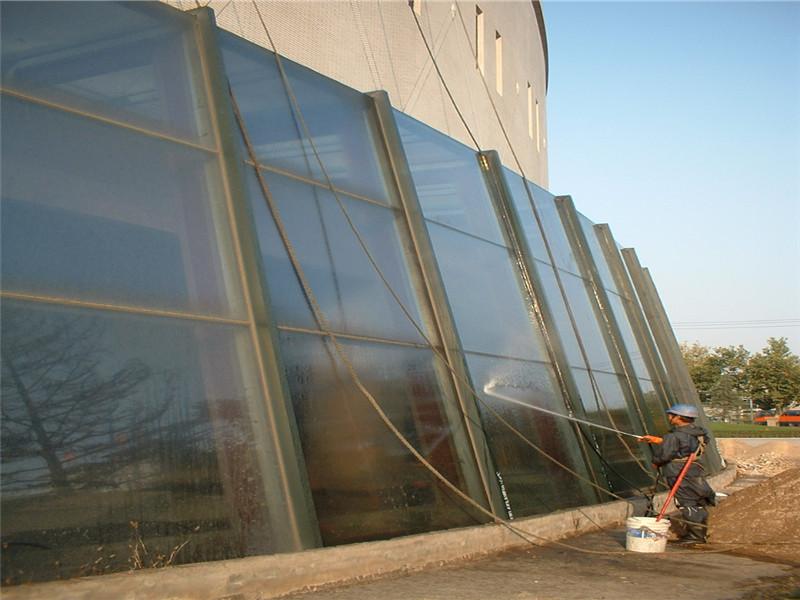 玻璃幕墙清洗 外墙清洗-西安高腾清洗有限责任公司