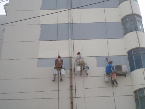 重庆外墙翻新公司