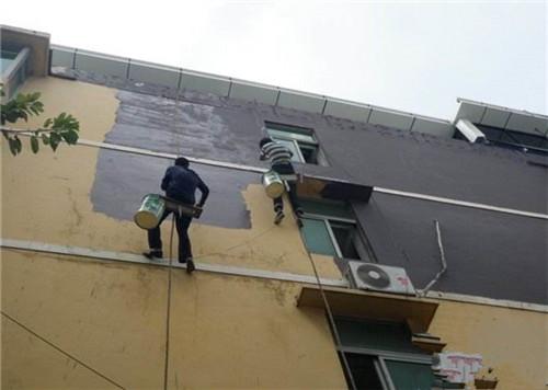 重庆外墙修补