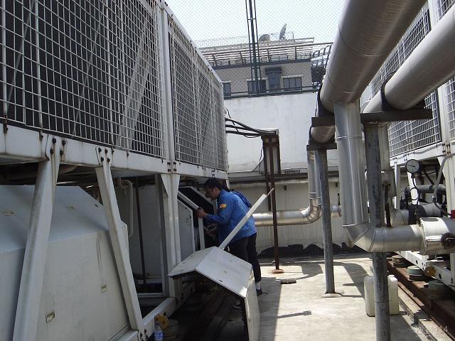 中央空调机组运行前必要的检查和准备工作有哪些?|中央空调维保知识-北京坤承博腾制冷设备苹果彩票
