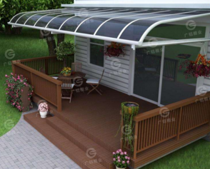 欧式雨棚|欧式雨棚-北京华宇红岩铝塑制品有限公司