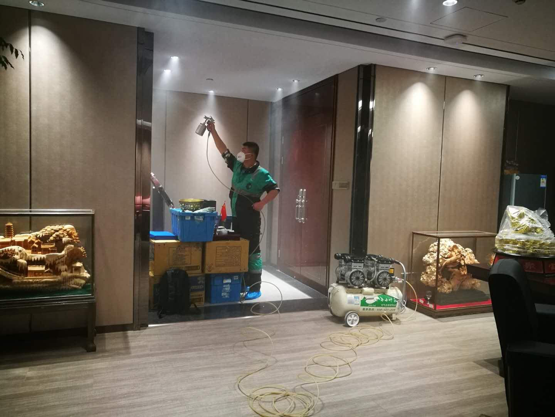 寿康永乐华悦城4000平办公室除甲醛治理时间表|新闻动态-武汉小小叶子环保科技有限公司