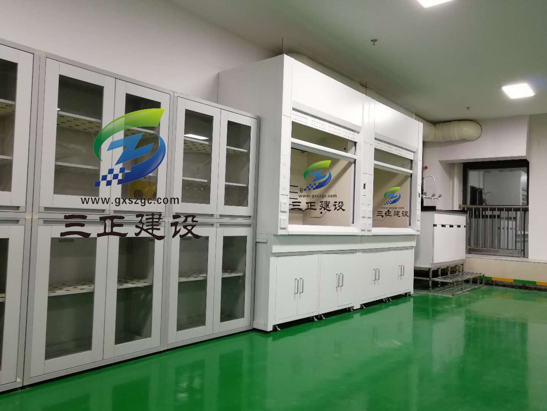 广西实验室装饰装修工程