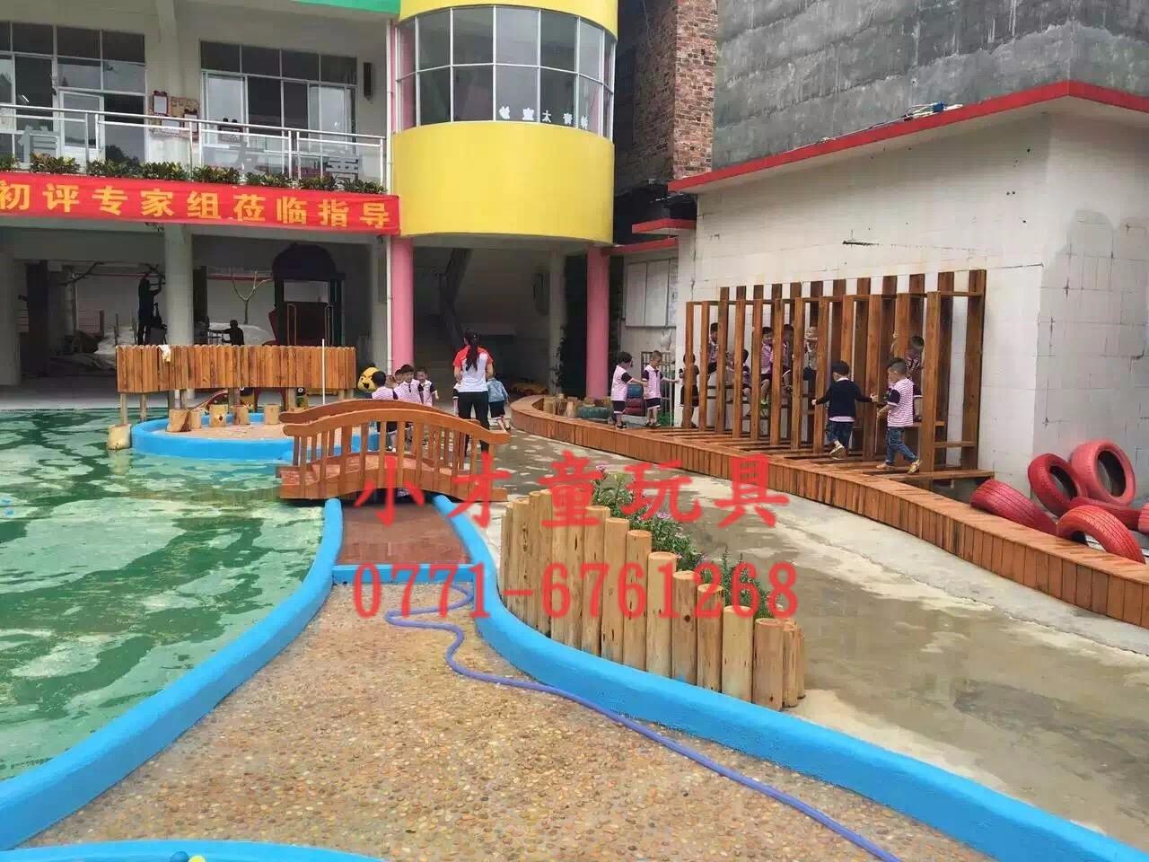 幼儿园大型游乐设施,木制组合玩具|户外大型游乐设备-南宁市小才童贸易有限公司