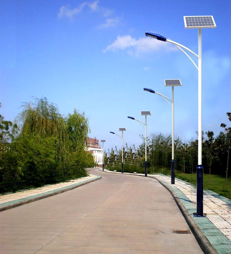 新能源路灯