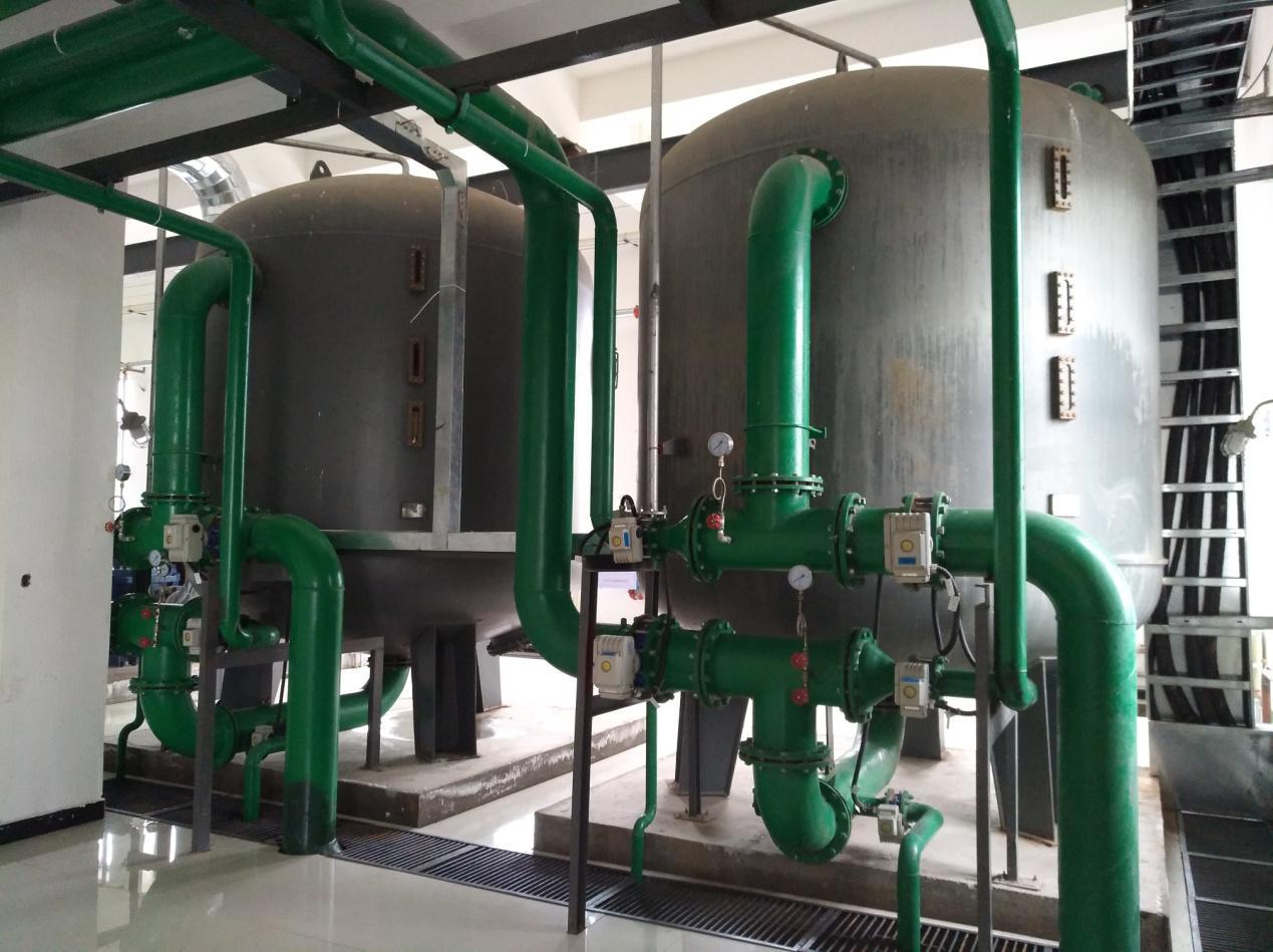 纯水系统典型方案-苏州鱼翔环境工程有限公司