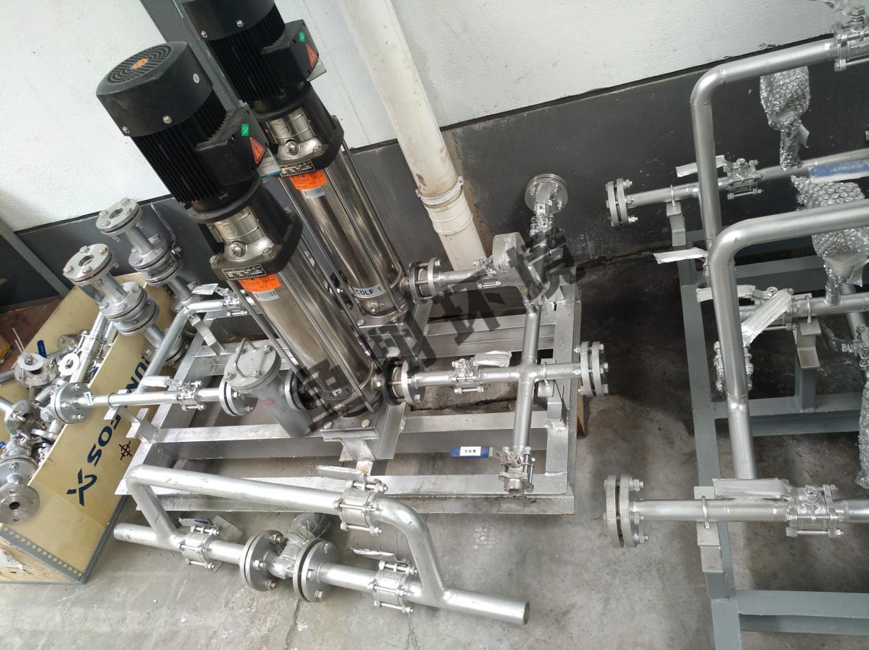 脱硝泵模块|脱硝泵模块-苏州鱼翔环境工程有限公司