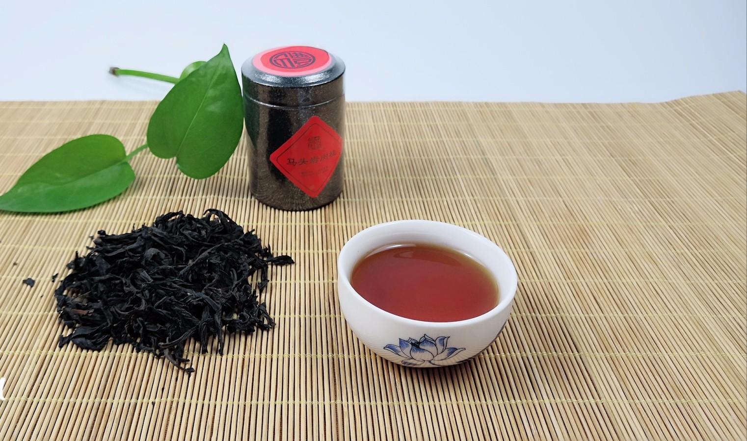 马头岩肉桂180克|全岩茶叶系列-福建省山吧茶业有限公司