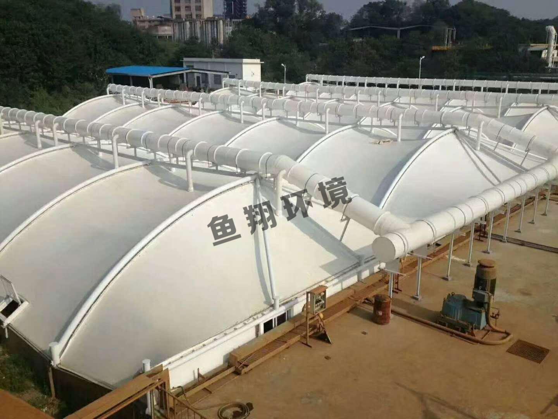 充气膜结构,反吊膜结构-苏州鱼翔环境工程有限公司