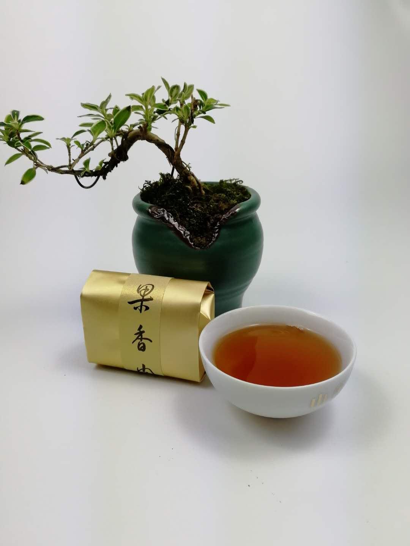 全岩果香肉桂125克|全岩茶叶系列-福建省山吧茶业有限公司
