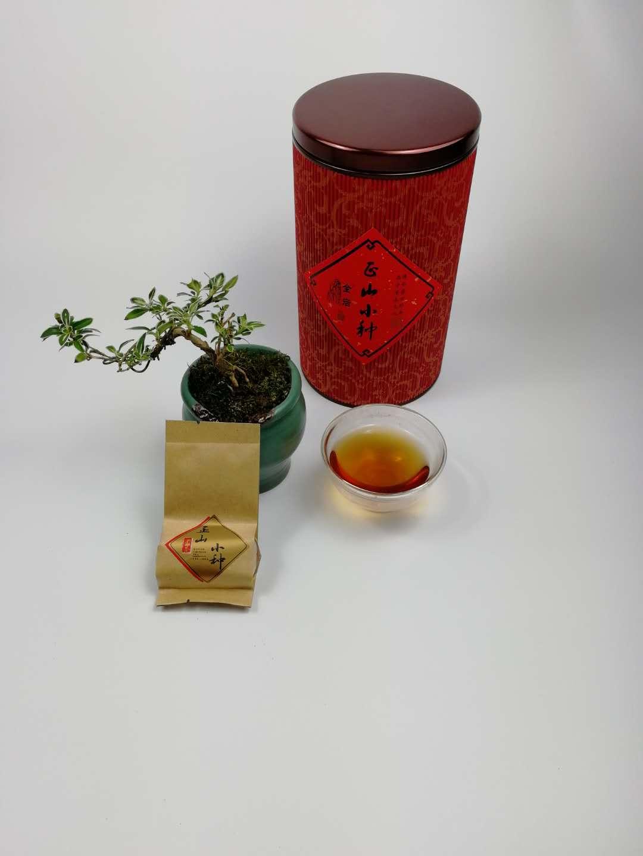 全岩正山小种125克|全岩茶叶系列-福建省山吧茶业有限公司