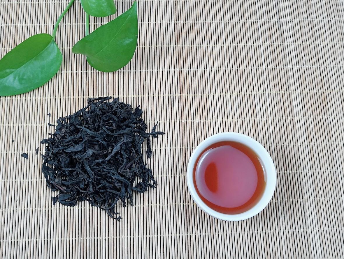 武夷大红袍180克|全岩茶叶系列-福建省山吧茶业有限公司