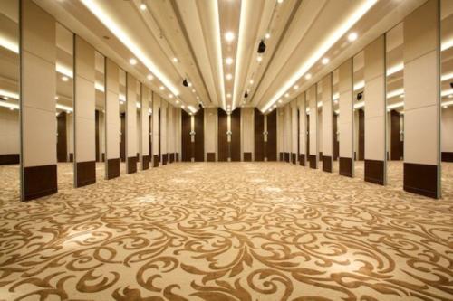 酒店隔斷裝修_重慶酒店隔斷裝修設計效果_重慶隔斷
