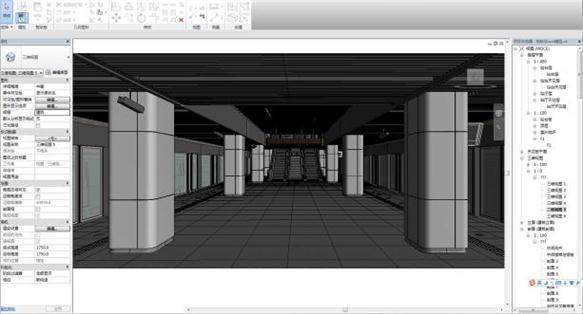 成都地铁十七号线工程BIM施工应用|BIM信息管理平台-武汉八维时空信息技术股份有限公司