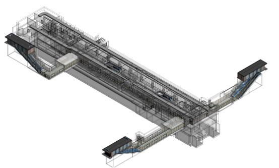 广州地铁BIM项目|BIM模型-武汉八维时空信息技术股份有限公司