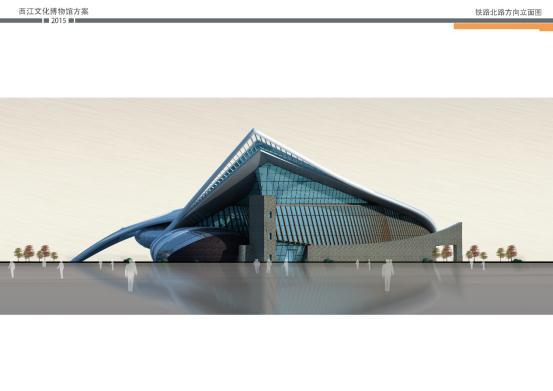 梧州博物馆方案BIM设计应用|BIM设计应用-武汉八维时空信息技术股份有限公司