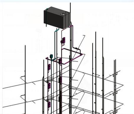 中国女儿城项目BIM设计应用|BIM信息管理平台-武汉八维时空信息技术股份有限公司