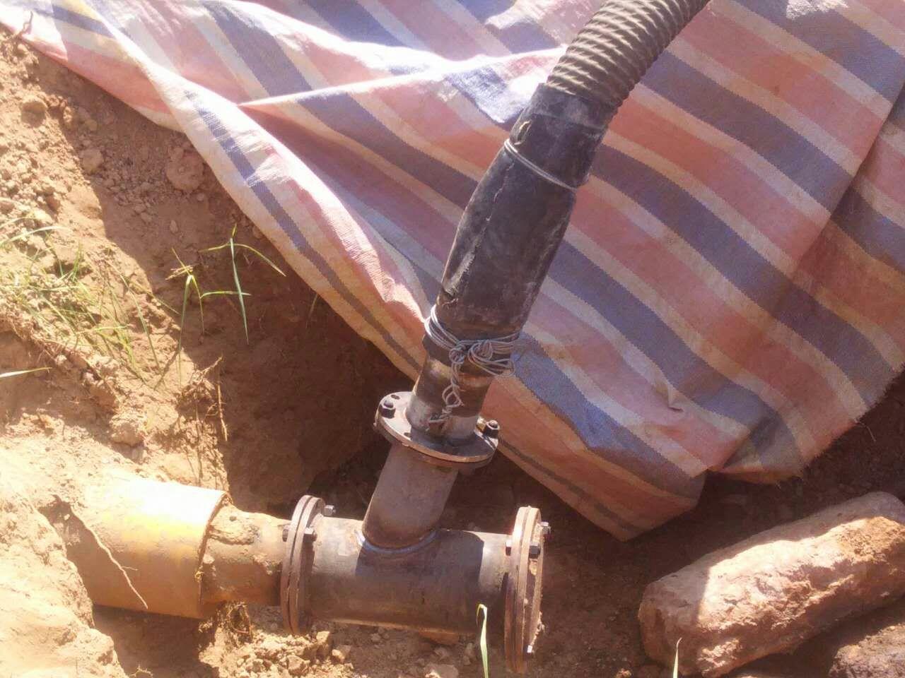 陕西石油管线物理清洗 管线清洗-西安高腾清洗有限责任公司