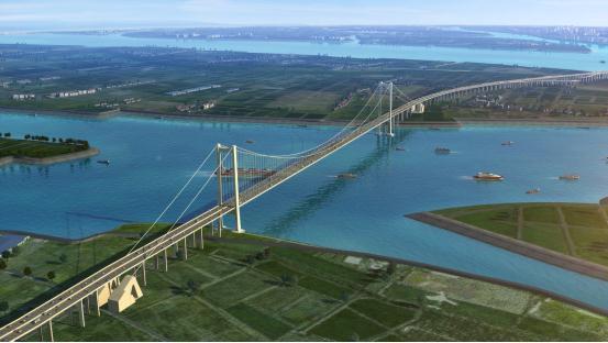 虎门二桥BIM施工应用|BIM桥梁施工应用-武汉八维时空信息技术股份有限公司