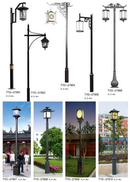 庭院灯 小区公园庭院灯-沈阳市宏耀伟业灯具制造有限公司