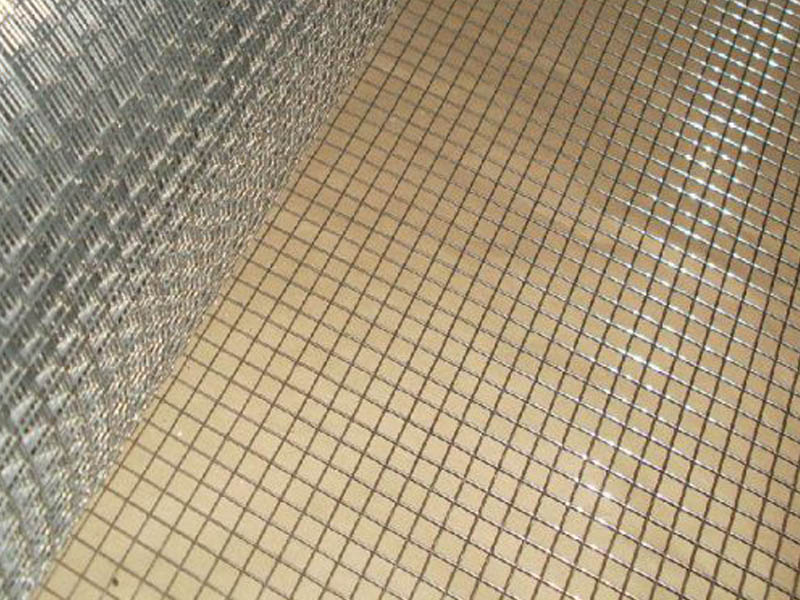 热镀锌电焊网1目|筛网系列-四会市华通金属筛网制品有限公司