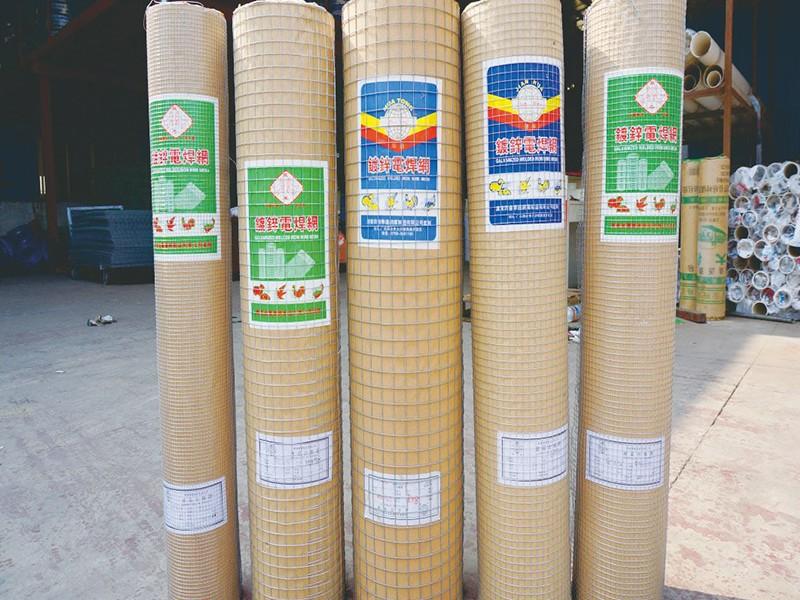 热镀锌电焊网1/2目|护栏网系列-四会市华通金属筛网制品有限公司