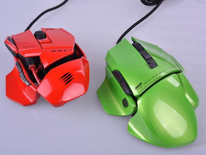 鼠标|铝合金加工-深圳市富航手板模型有限公司