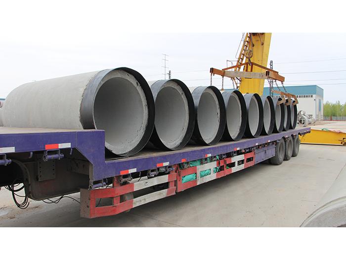钢筋混凝土钢承口顶管规格|产品规格-宁夏人和管业有限公司