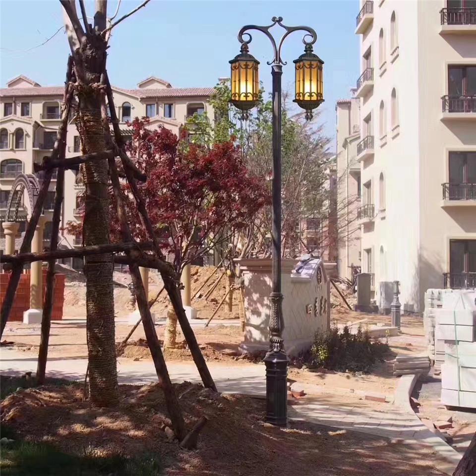 庭院灯介绍|小区公园庭院灯-沈阳市宏耀伟业灯具制造有限公司