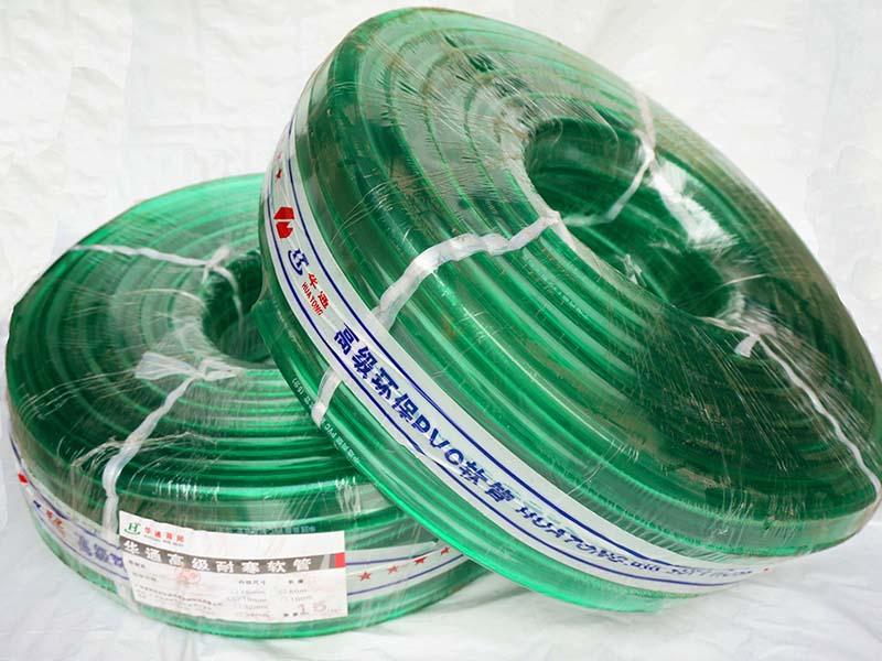 华通耐寒透明软管|网管系列-四会市华通金属筛网制品有限公司