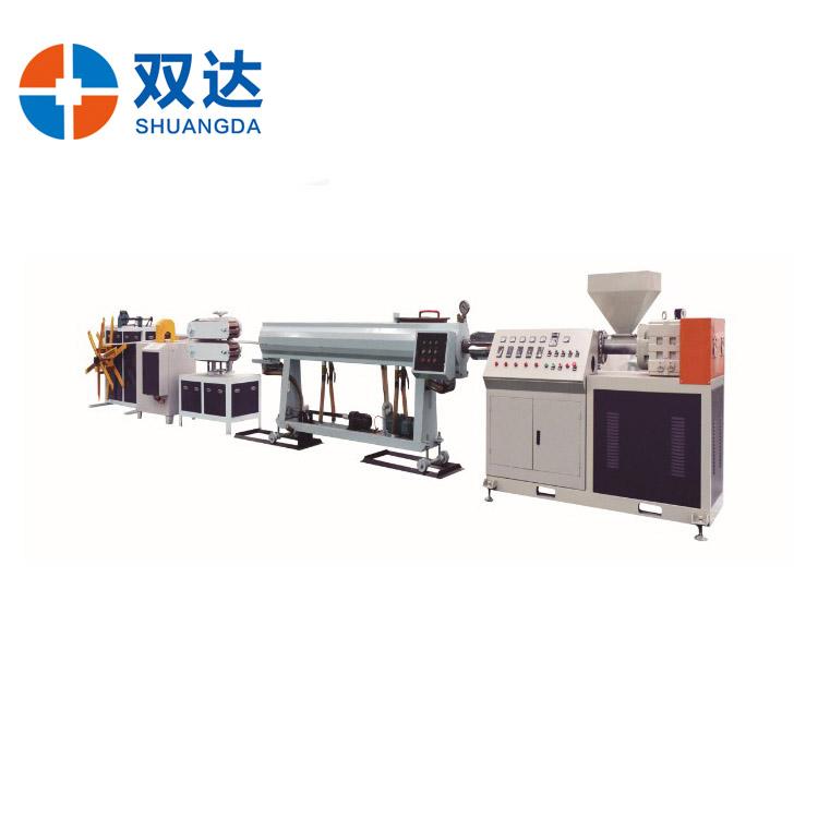 PE塑料管材设备生产线特点|公司资讯-河北双达橡塑机械有限公司