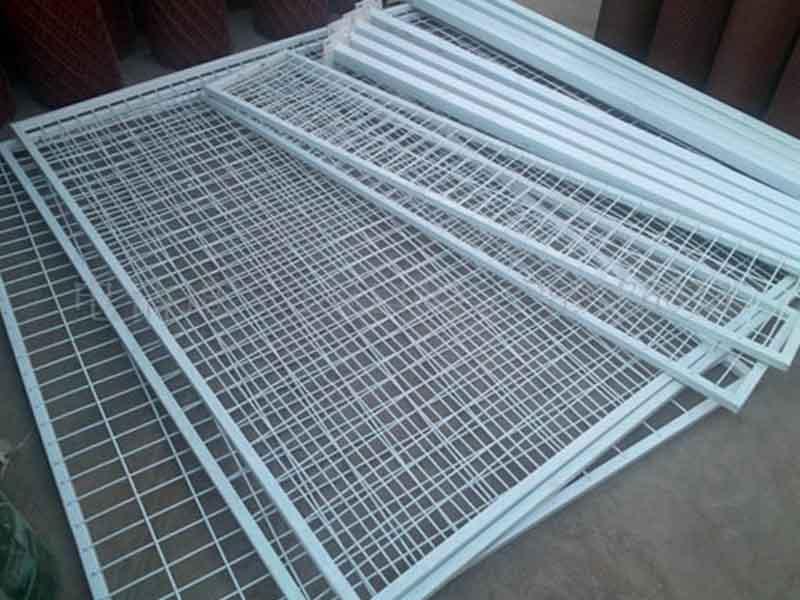 浸塑碰焊网|护栏网系列-四会市华通金属筛网制品有限公司