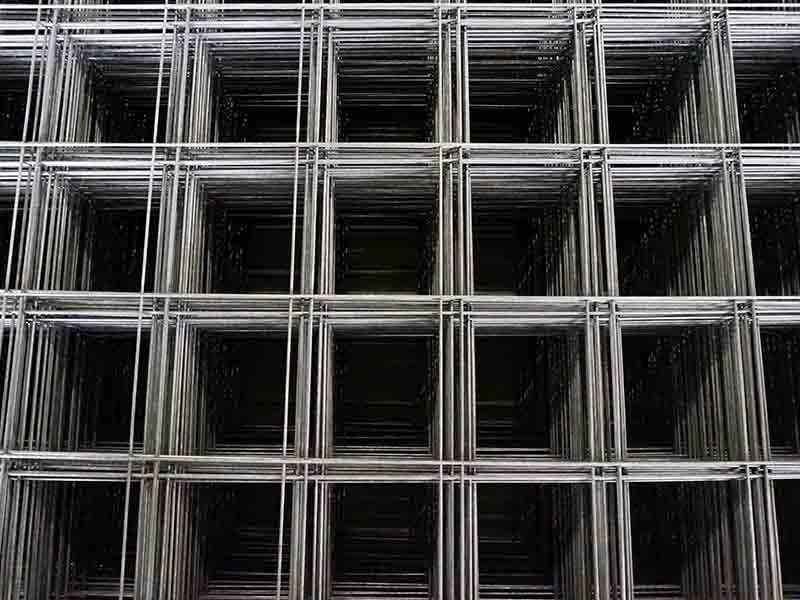 碰焊网|护栏网系列-四会市华通金属筛网制品有限公司