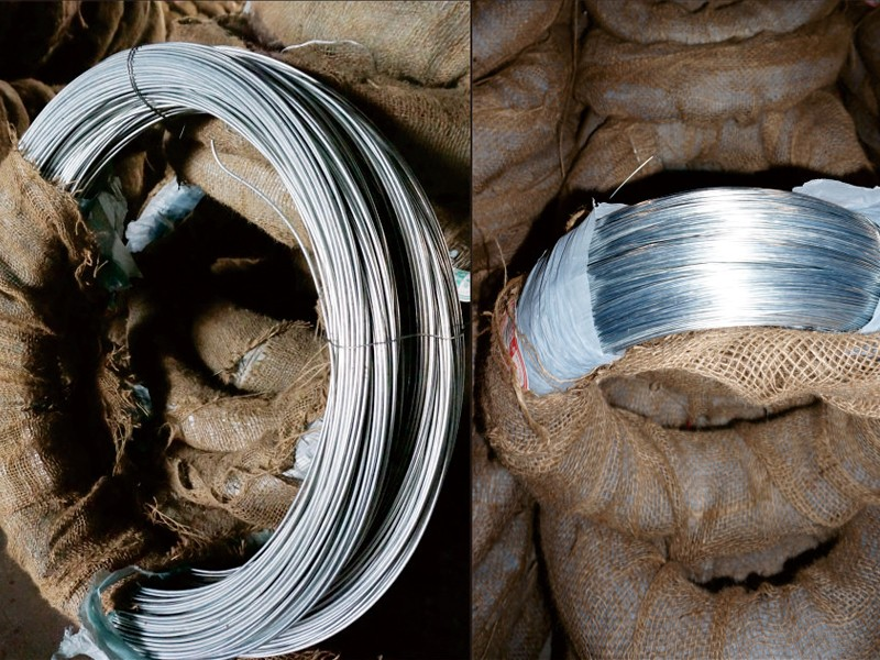 镀锌铁线|五金建材农用产品系列-四会市华通金属筛网制品有限公司