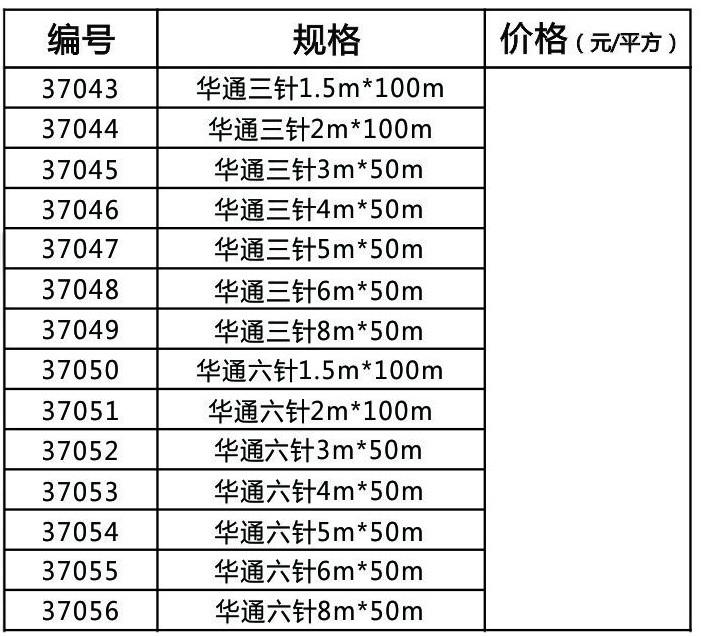 华通牌全新料防老化遮阳网 农业布类系列-四会市华通金属筛网制品有限公司