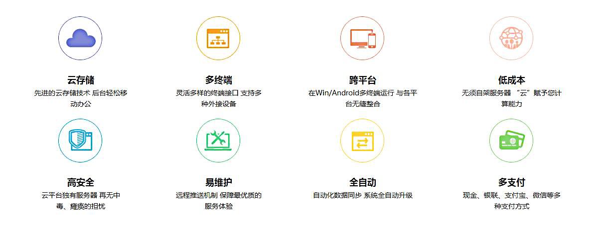 唐山农资管理收款软件