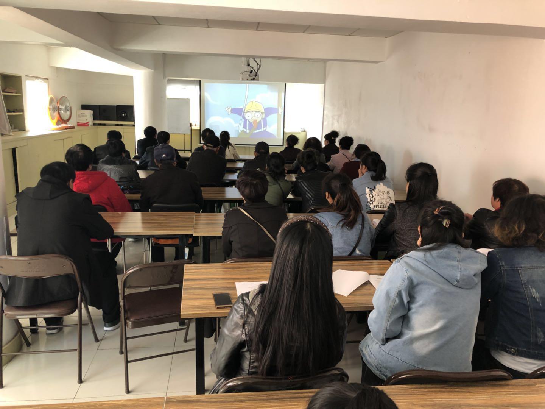 我校开展2018年建筑现场专业人员(八大员)继续教育培训|考试新闻-盘锦辽河职业培训学校