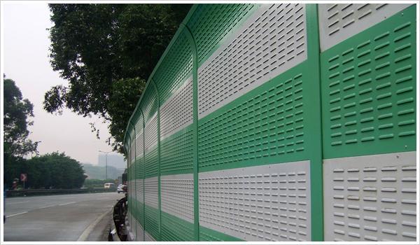 聲屏障|圍欄網系列-廣西卓歐金屬制品有限公司