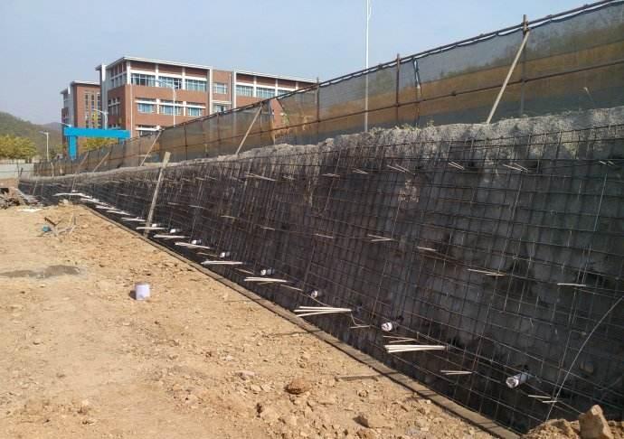 边坡支护-施工案例