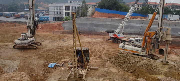 岩土工程-施工案例