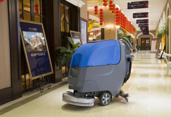 许昌全自动洗地机哪家好|洗地机-河南沃森环保科技有限公司