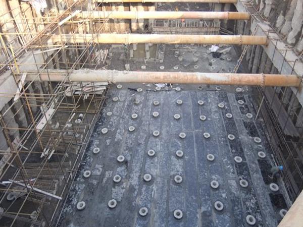 深基坑支护-施工案例