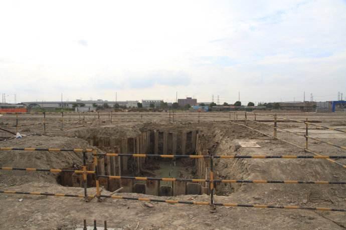 深基坑工程-施工案例
