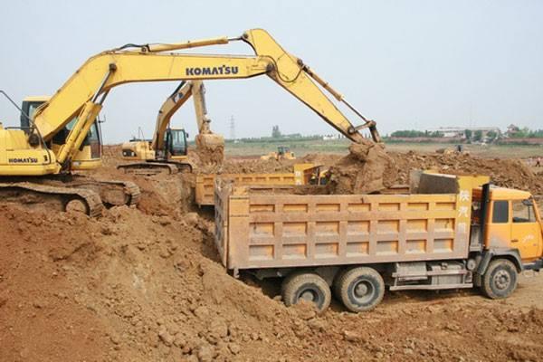 深基坑开挖-施工案例