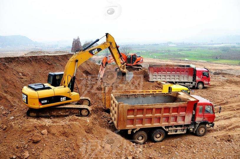 土石方工程-施工案例