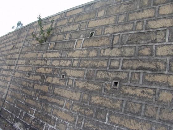 加筋土挡墙工程-施工案例