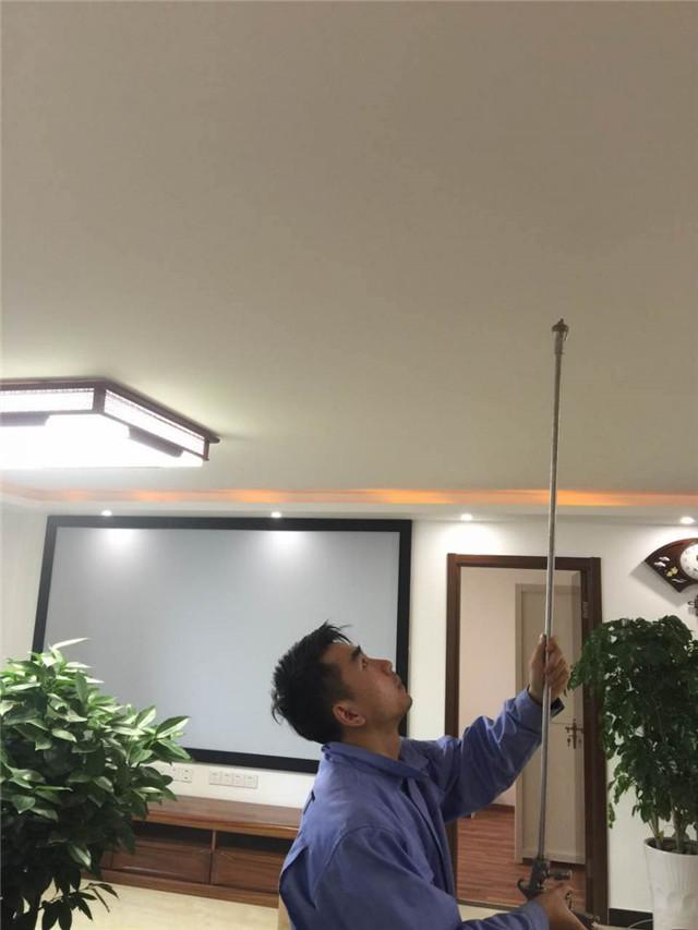 武圣西里28号院|工装案例-徐州罗贤环保科技有限公司
